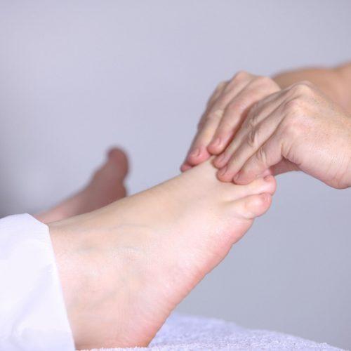 Thitima Phumchaosuan - Fod massage